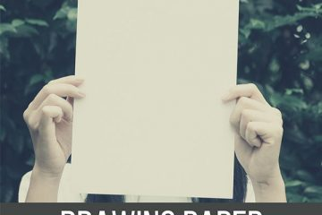 Recommended Drawing Paper for Inking your Drawings, Calligraphy and More! by Don Corgi